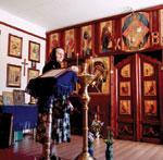 Домовая церковь во имя иконы Божией Матери «Целительница»