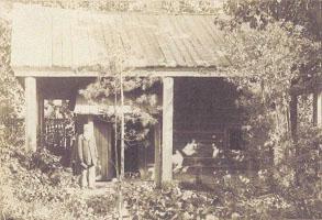 Келья старца Феодора в Томске