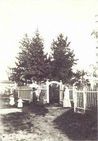 Могила старца Феодора Кузьмича