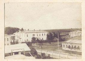 Усадьба купца С.Ф.Хромова