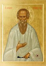Святой праведный старец Феодор Томский