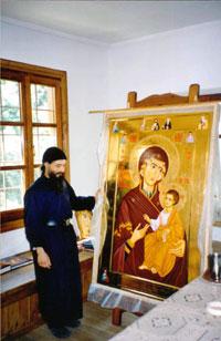 Иконописец о.Евсевий