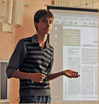 В Северске состоялась презентация Культурно-просветительского проекта «Воскресные чтения»