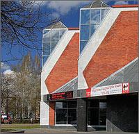 В Музее г.Северска до 20 ноября будет работать выставка «Благовест. Иконы. От дерева к вышивке»