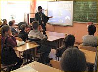 В с.Новоколомино состоялся семинар, посвященный духовно-нравственному воспитанию