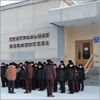 Для школьников Северска состоялась встреча, посвященная Дню Героев России