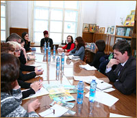 Антинаркотическое совещание педагогов Томска и Северска