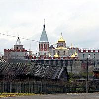 Состоялось освящение храма в честь Покрова Пресвятой Богородицы Могочинского Свято-Никольского женского монастыря