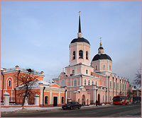Расписание богослужений в храмах Томска в канун Рождества Христова
