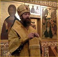 Слово архиепископа Ростислава на новый 2012 год