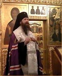 Проповедь архиепископа Ростислава 6 января 2012 (видео)