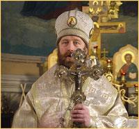 Архиепископ Ростислав совершил Божественную литургию в Петропавловском соборе г.Томска и посетил детскую Рождественскую ёлку в воскресной школе этого храма