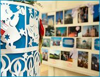 С 3 по 8 января в Томском областном художественном музее прошла Рождественская выставка-ярмарка