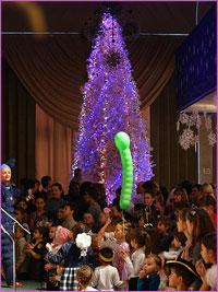 Детская Рождественская ёлка прошла в Театре Драмы