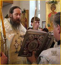 Архиепископ Ростислав посетил Кожевниковский район