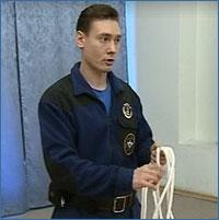 В преддверии Крещенских купаний инспектор ГИМС провёл занятия по технике безопасности в Томской духовной семинарии