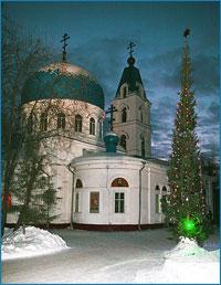 Подведены итоги смотра среди приходов Томска и Северска на лучшую подготовку храмов и прихрамовой территории к празднику Рождества Христова