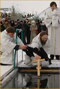 В г.Томске и населённых пунктах области вновь пройдут крещенские купания