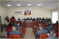 Архиепископ Ростислав принял участие в работе итоговой коллегии ФСКН России по Томской области