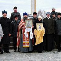 Посещение Томской епархии представителями Фонда священномученика Иувеналия Рязанского