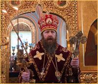 Архиепископ Ростислав совершил Божественную литургию и последование Недели Православия в Богоявленском кафедральном соборе г.Томска