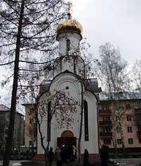 Исполнился год со дня освящения Преображенской часовни в г. Томске