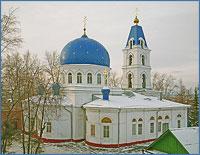 Начал свою работу сайт Свято-Троицкой церкви г.Томска
