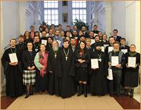 В Новосибирске завершились курсы повышения квалификации для сотрудников пресс-служб сибирских епархий