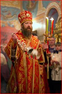 Пасхальное послание Высокопреосвященнейшего Ростислава, архиепископа Томского и Асиновского духовенству, монашествующим и мирянам Томской епархии