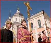 В Томске будет совершен молебен в защиту веры, Церкви и её доброго имени