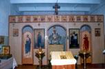 Освящен храм в честь блаженной Ксении Петербуржской в пос. Александровское