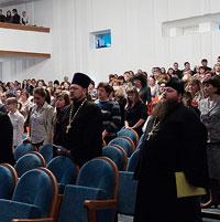 XXII Кирилло-Мефодиевские чтения открылись в Томске