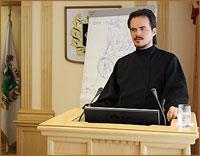 Представитель Томской епархии принял участие в парламентских слушаниях Законодательной Думы Томской области
