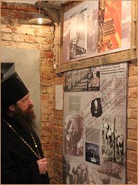 Архиепископ Ростислав: «Мы забыли, что церковные полы были покрыты кровью мучеников и исповедников,  в том  числе и наших томичей!»