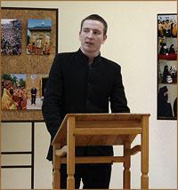 В Томской духовной семинарии обсудили вопросы музейной педагогики