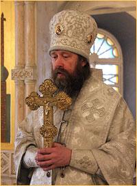 Архиепископ Ростислав отметил 25-летие пастырского служения