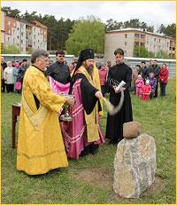 Храм в честь святителя Николая Чудотворца заложен в Тимирязевском