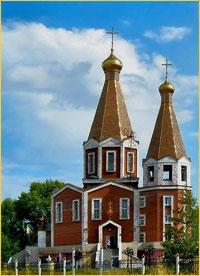 Исполнилось 10 лет со дня освящения Богородице-Владимирского храма г.Северска