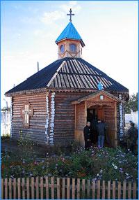 Исполнилось 10 лет с начала совершения богослужений в храме колонии строгого режима в Асино