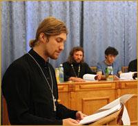 В Томской духовной семинарии прошла защита дипломных работ