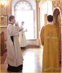 Архиепископ Ростислав совершил иерейскую и диаконскую хиротонии в Богоявленском соборе г.Томска
