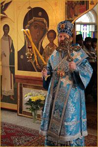 Томский Богородице-Алексиевский монастырь празднует двадцатилетний юбилей своего возрождения
