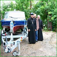 В Александровский район Томской области выехала миссионерская группа