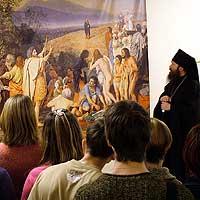 Открылась выставка картин в музее Томского Педагогического Университета