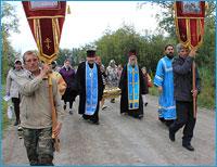 Десница святителя Макария (Невского) доставлена в Чаинский район