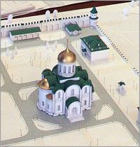 Архиепископ Ростислав совершит закладку храма на Томской Голгофе
