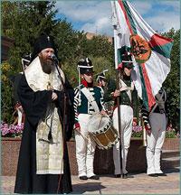 Архиепископ Ростислав совершил заупокойную литию по томичам — героям Бородинского сражения