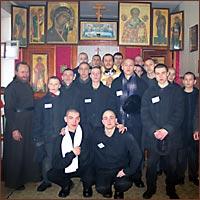 Престольный праздник в храме великомученицы Анастасии Узорешительницы
