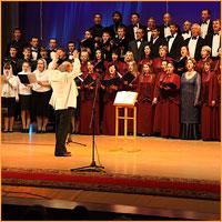 Концерт, посвященный 20-летию Томской духовной семинарии, можно посмотреть на видеоканале YouTube
