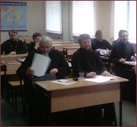 В Томске начал работу семинар для священнослужителей, совершающих пастырское служение в местах лишения свободы